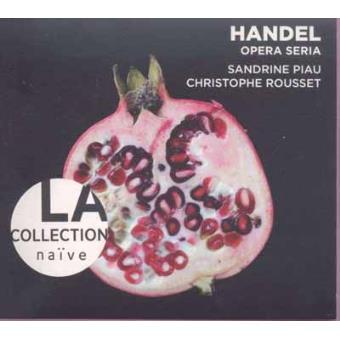 Handel | Opera Seria