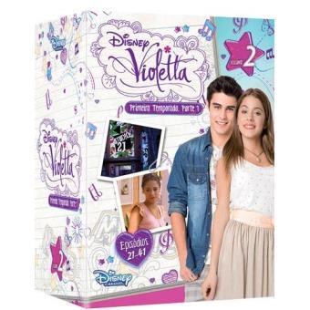 Violetta - Primeira Temporada - Parte 1 Vol.2