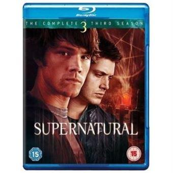 SUPERNATURAL - S3 (5DVD) (IMP)