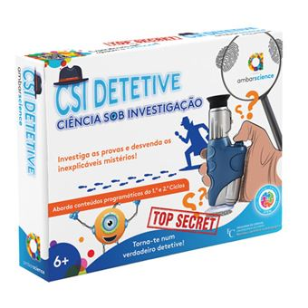 CSI Detetive: Ciência Sob Investigação - ambarscience