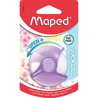 Borracha Maped Pastel Zenoa Plus