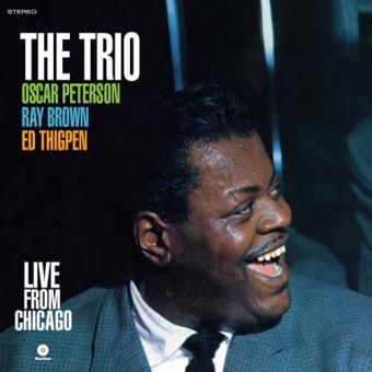 Live From Chicago (remastered) (180g) (Limited Edition) (LP)