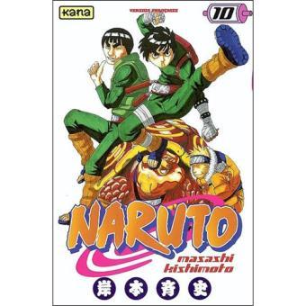 Naruto - Livre 10