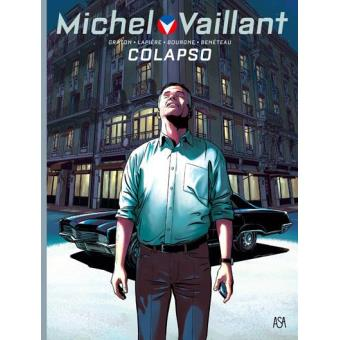 Michel Vaillant: Colapso