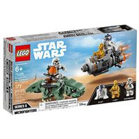 LEGO Star Wars 75228 Pod de Fuga vs. Microfighters Dewback