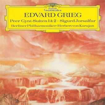 Grieg: Peer Gynt Suites - LP 12''