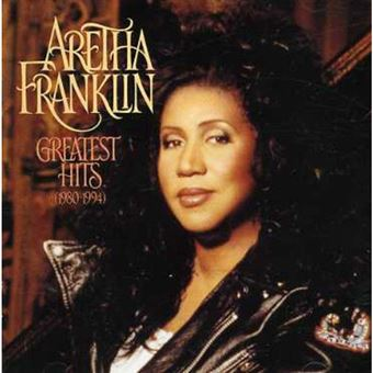 Aretha Franklin: Greatest Hits 1980-1994