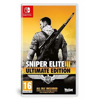 Sniper Elite 3 - Ultimate Edition - Nintendo Switch