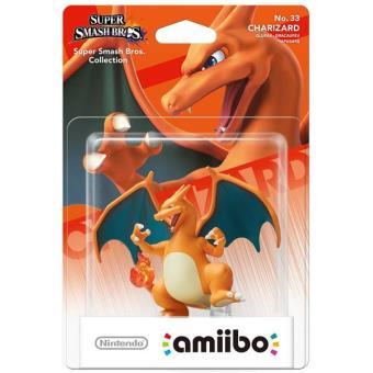 Amiibo Smash - Figura Pokémon Charizard