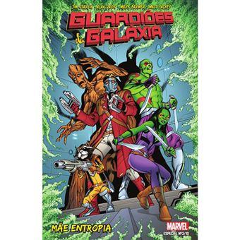 Marvel Especial - Livro 3: Guardiões da Galáxia - Mãe Entropia