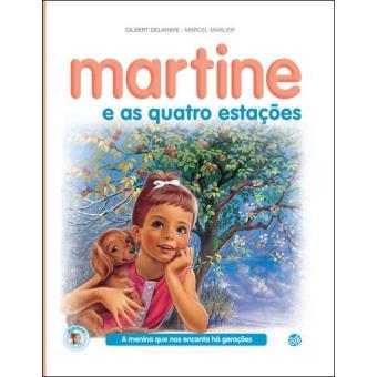 Martine e as Quatro Estações