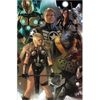 Secret Avengers by Ed Brubaker: The Complete Collection