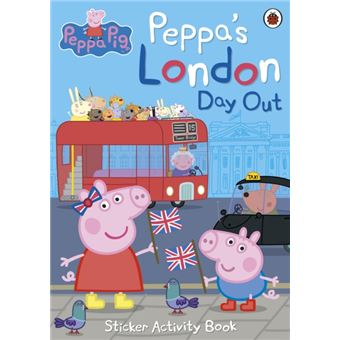 Peppa's London Day Out