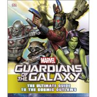 Marvel Guardians of the Galaxy - The Ultimate Guide to the Cosmic Outlaws