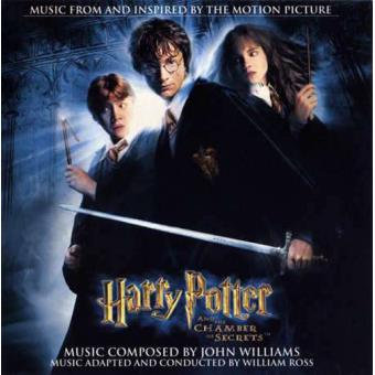 BSO Harry Potter & The Chamber Of Secrets (2CD)