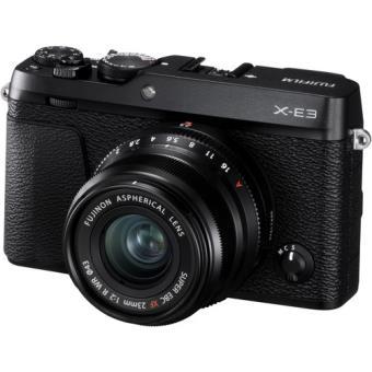 Fujifilm X-E3 + XF 23mm f/2 R WR - Preto