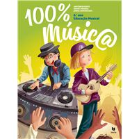Novo 100% Música 6º Ano - Manual do Aluno