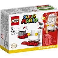 LEGO Super Mario 71370 Pack Power-Up Mario De Fogo