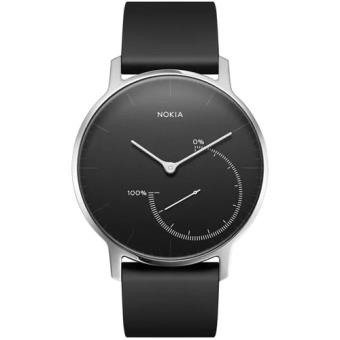 Monitor Atividade Nokia Steel 36mm - Preto