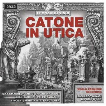 Vinci- catone in utica (3CD)