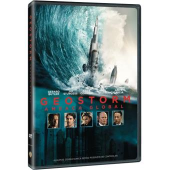 Geostorm - Ameaça Global - DVD