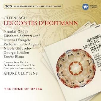 Offenbach   Les Contes d'Hoffmann (2CD)