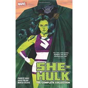 She-hulk by soule & pulido: the com