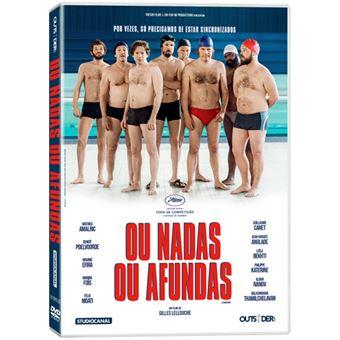 Ou Nadas ou Afundas - DVD