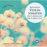 Beethoven: Violin Sonatas No 5 & 9 - CD
