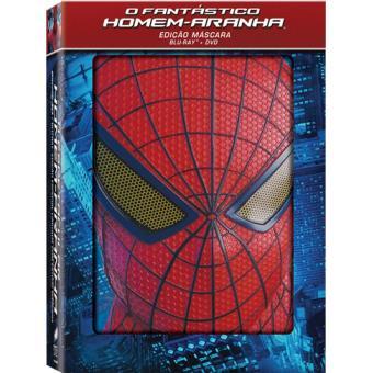 O Fantástico Homem-Aranha - Edição Especial Máscara (Blu-ray + DVD)