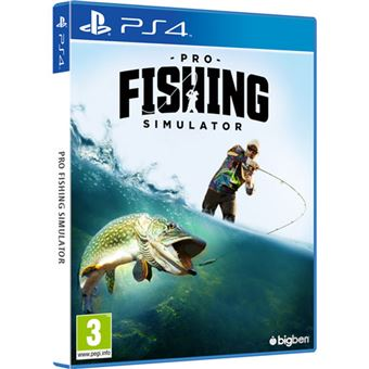 Pro Fishing Simulator - PS4