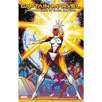 Captain marvel: the many lives of c
