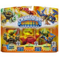 Skylanders: Giants - Triple Pack Luz E (Exclusivo Fnac)