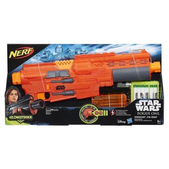 Star Wars Rogue One: Nerf Deluxe Blaster Sergeant Jyn Erso - Hasbro