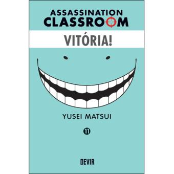 Assassination Classroom - Livro 11: Hora do Festival de Atletismo