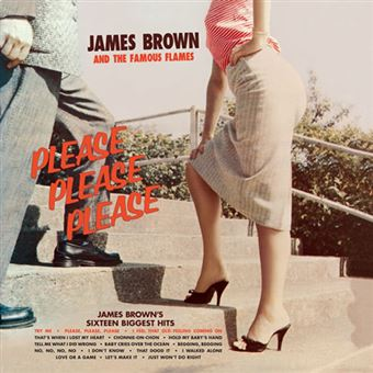 Please, Please, Please - LP Red Vinil 12''