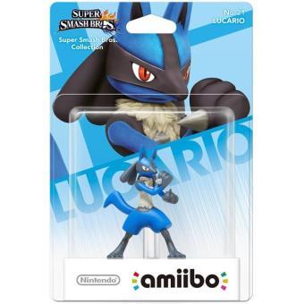 Amiibo Smash - Figura Pokémon Lucario
