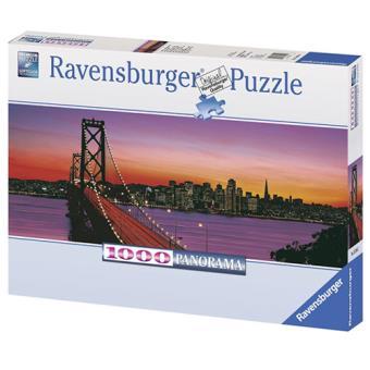 Puzzle San Francisco - 1000 Peças - Ravensburger