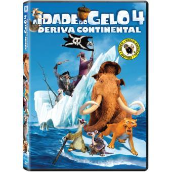 A Idade do Gelo 4: Deriva Continental - Edição Especial