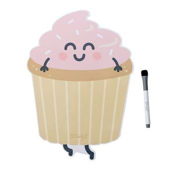 Quadro Magnético Mr. Wonderful - Cupcake
