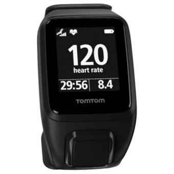 341c6a9c89f TomTom Relógio Spark GPS+Cardio S (Preto) - Relógios Desporto ...