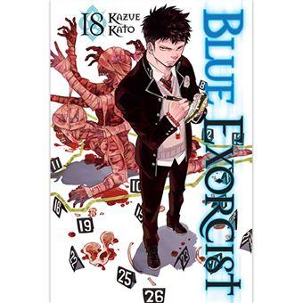 Blue Exorcist - Volume 18
