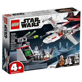 LEGO Star Wars 75235 Raide de X-Wing Starfighter