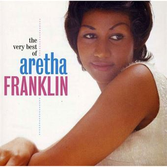 The Very Best of Aretha Franklin  - CD