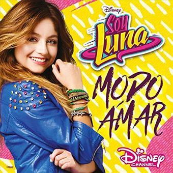 Soy Luna: Modo Amar - CD