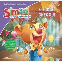 Simão, o Pequeno Leão - Livro 6: O Circo Chegou!