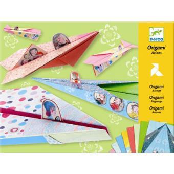 Origami - Aviões de Papel