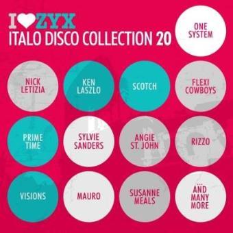 ZYX Italo Disco Collection 20 (3CD)