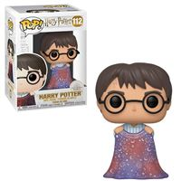 Funko Pop! Harry Potter: Harry with Invisibility Cloak - 112