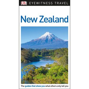 Eyewitness Travel Guide - New Zealand